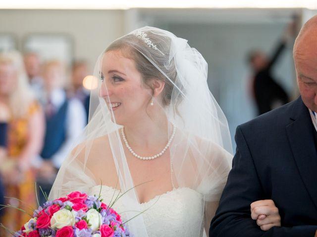Sam and Katie's Wedding in Old Windsor, Berkshire 28