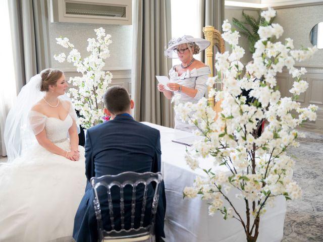 Sam and Katie's Wedding in Old Windsor, Berkshire 29
