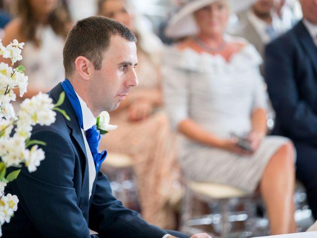 Sam and Katie's Wedding in Old Windsor, Berkshire 31