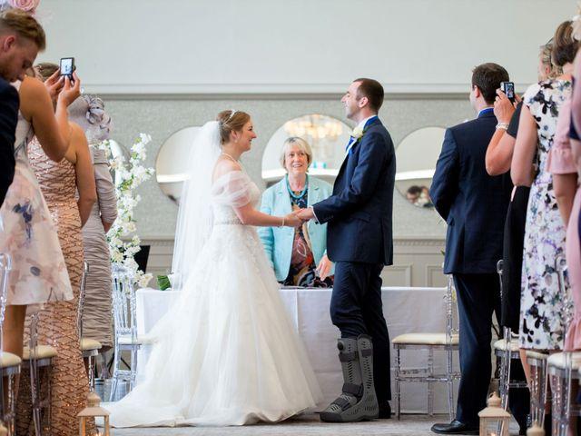 Sam and Katie's Wedding in Old Windsor, Berkshire 33