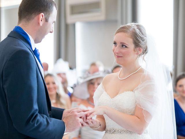 Sam and Katie's Wedding in Old Windsor, Berkshire 34