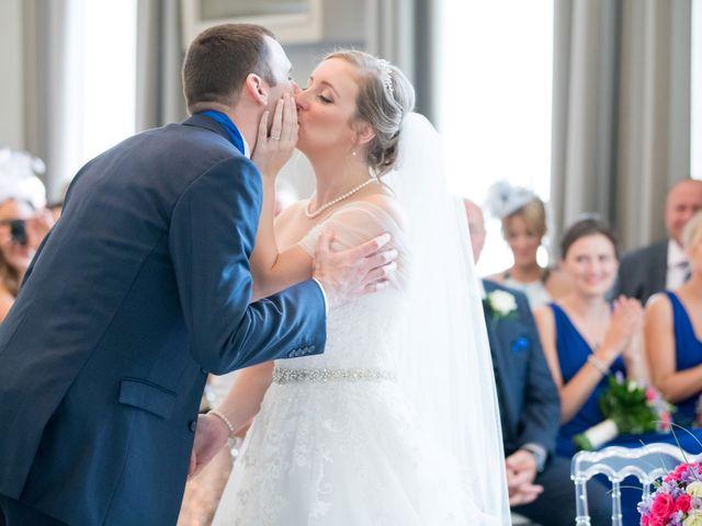 Sam and Katie's Wedding in Old Windsor, Berkshire 38