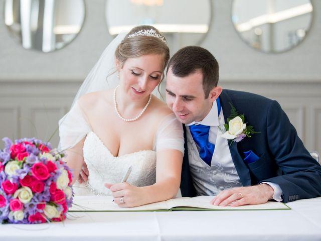 Sam and Katie's Wedding in Old Windsor, Berkshire 39