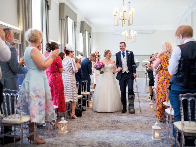 Sam and Katie's Wedding in Old Windsor, Berkshire 40