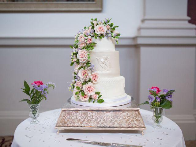 Sam and Katie's Wedding in Old Windsor, Berkshire 47