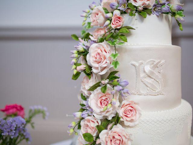 Sam and Katie's Wedding in Old Windsor, Berkshire 48