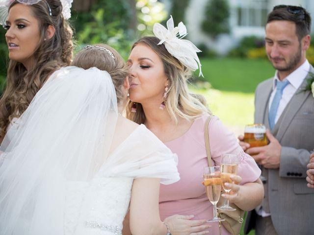 Sam and Katie's Wedding in Old Windsor, Berkshire 54