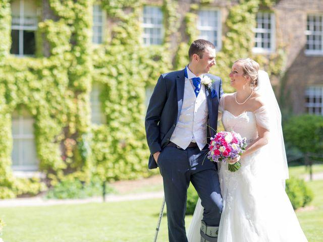 Sam and Katie's Wedding in Old Windsor, Berkshire 56
