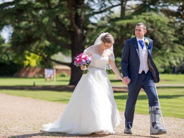 Sam and Katie's Wedding in Old Windsor, Berkshire 57