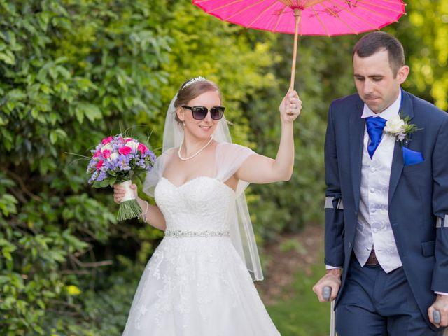 Sam and Katie's Wedding in Old Windsor, Berkshire 58
