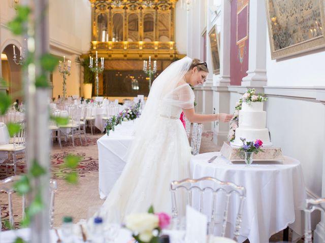Sam and Katie's Wedding in Old Windsor, Berkshire 59