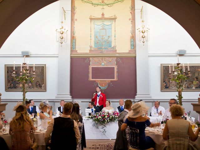 Sam and Katie's Wedding in Old Windsor, Berkshire 62