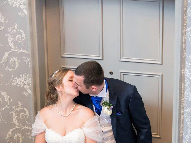 Sam and Katie's Wedding in Old Windsor, Berkshire 71