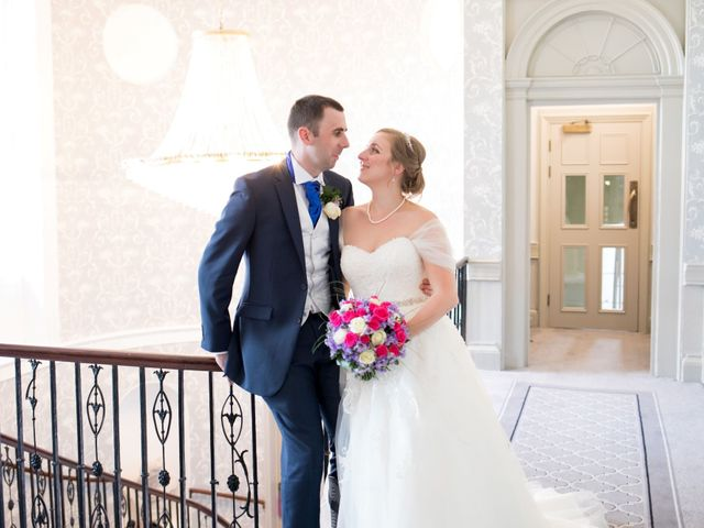 Sam and Katie's Wedding in Old Windsor, Berkshire 72