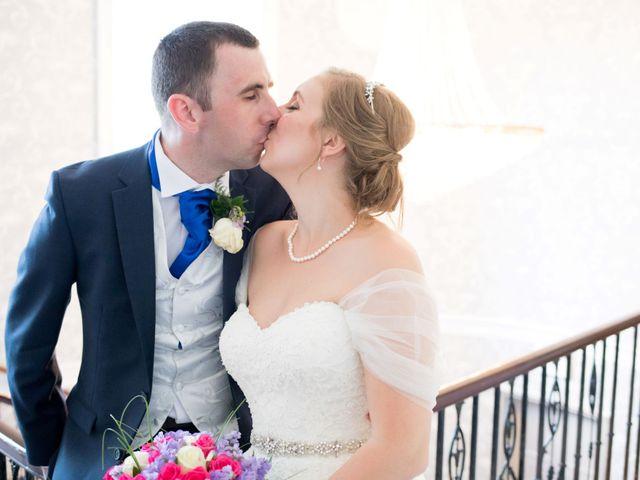 Katie & Sam's wedding