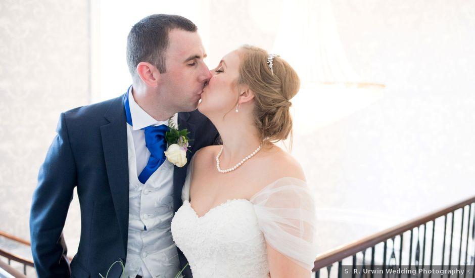 Sam and Katie's Wedding in Old Windsor, Berkshire