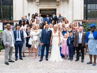 Lisa & Ilhan's wedding 2