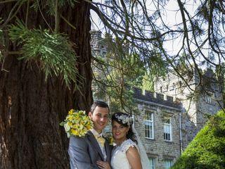 Aimie & Jamie's wedding 1