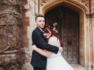 Meg & Jamie's wedding