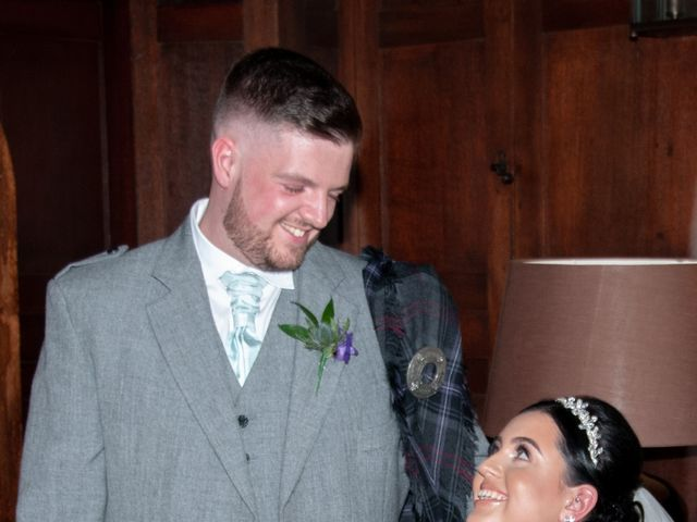 Shannon and Sean's Wedding in Ayr, Dumfries Galloway & Ayrshire 9