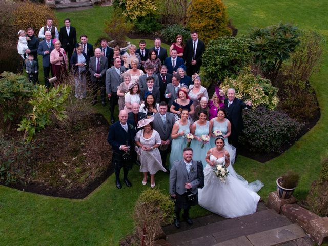 Shannon and Sean's Wedding in Ayr, Dumfries Galloway & Ayrshire 1