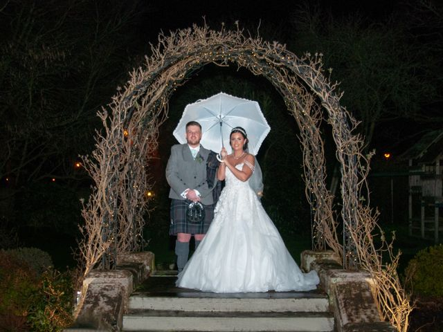 Shannon and Sean's Wedding in Ayr, Dumfries Galloway & Ayrshire 15