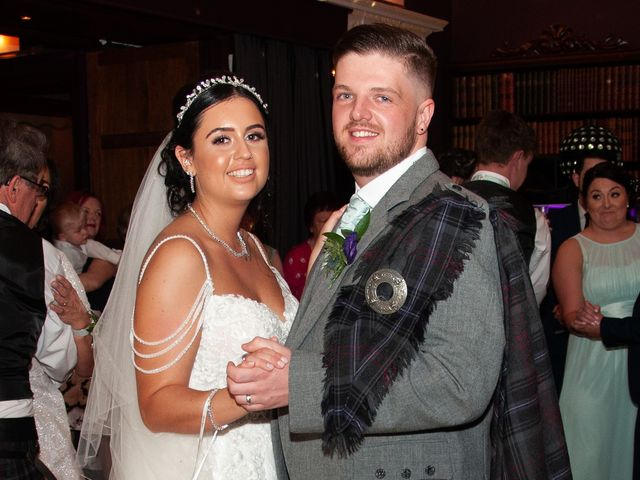 Shannon and Sean's Wedding in Ayr, Dumfries Galloway & Ayrshire 16