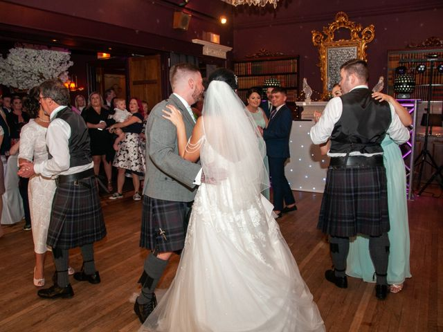 Shannon and Sean's Wedding in Ayr, Dumfries Galloway & Ayrshire 17
