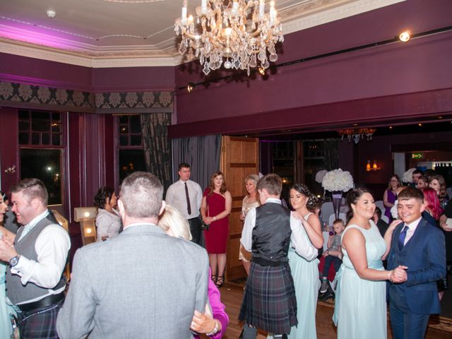 Shannon and Sean's Wedding in Ayr, Dumfries Galloway & Ayrshire 18