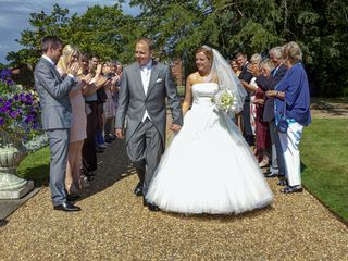 Hoiney & Richard's wedding