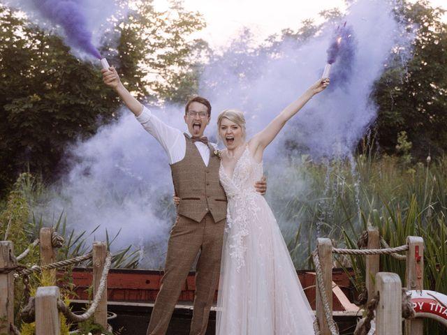 Hayley & Paul's wedding