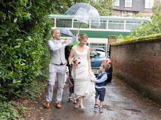 Emily & Kieran's wedding 1