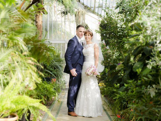 Una & Graham's wedding