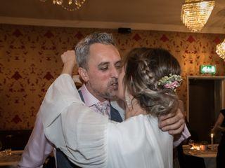 Amy & Simon's wedding