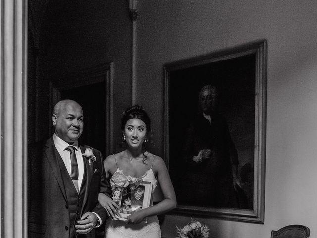 James and Hazel's Wedding in Berkhamsted, Hertfordshire 9