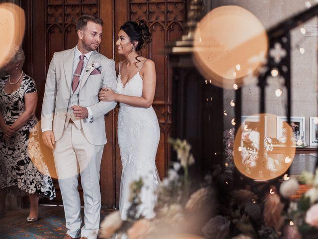 James and Hazel's Wedding in Berkhamsted, Hertfordshire 16
