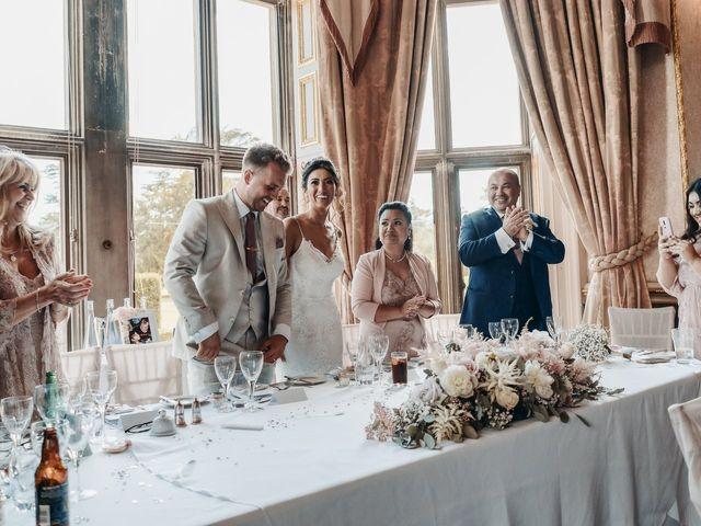 James and Hazel's Wedding in Berkhamsted, Hertfordshire 24