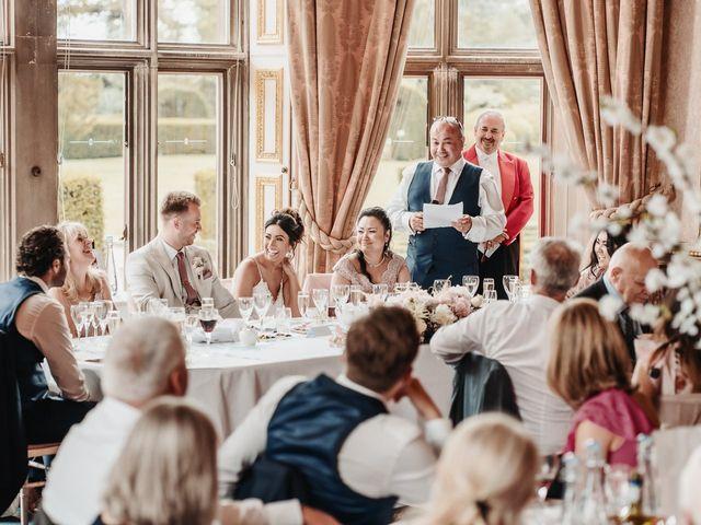 James and Hazel's Wedding in Berkhamsted, Hertfordshire 25