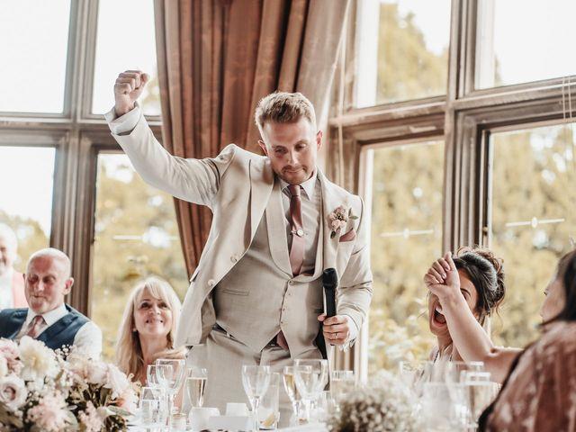 James and Hazel's Wedding in Berkhamsted, Hertfordshire 26