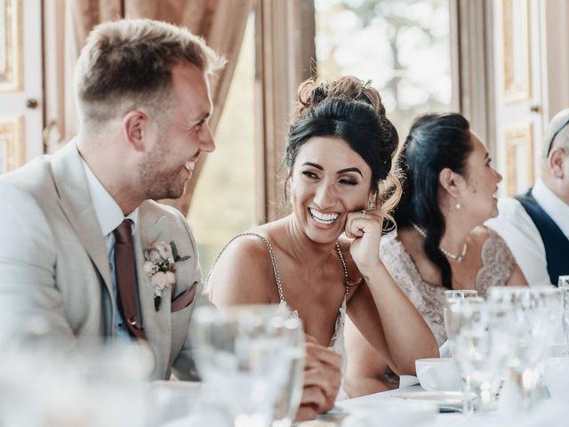 James and Hazel's Wedding in Berkhamsted, Hertfordshire 27