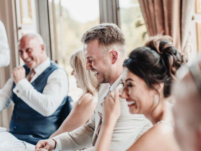 James and Hazel's Wedding in Berkhamsted, Hertfordshire 28