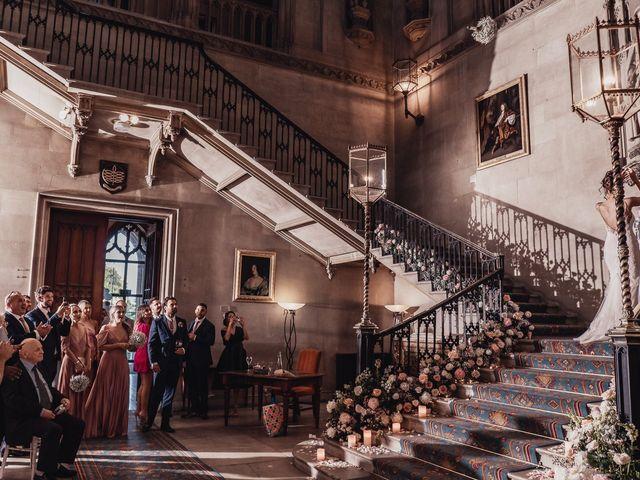 James and Hazel's Wedding in Berkhamsted, Hertfordshire 40