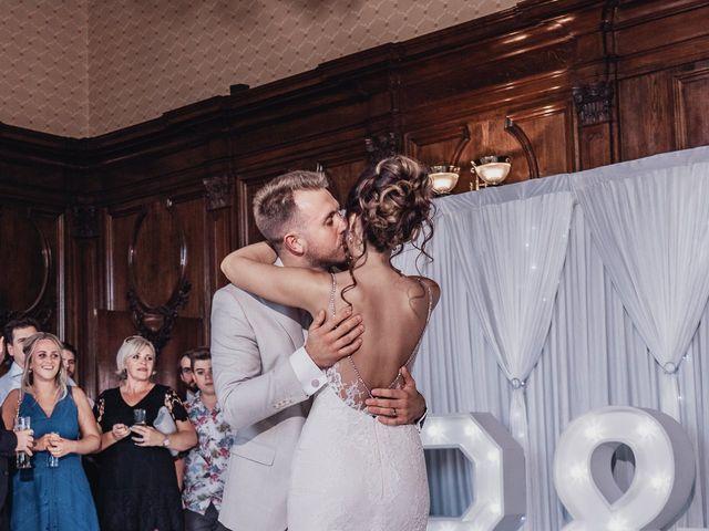 James and Hazel's Wedding in Berkhamsted, Hertfordshire 42