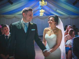 Danielle & Darren's wedding