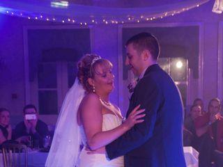 Stacey & David's wedding 1