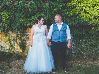 Ian & Michelle's wedding