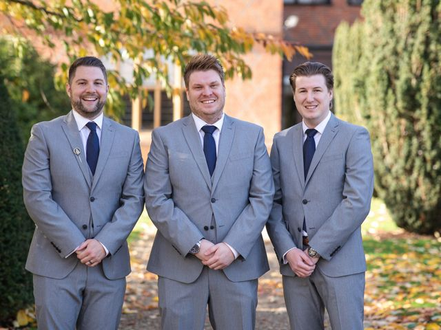 James and Louise's Wedding in Ware, Hertfordshire 27