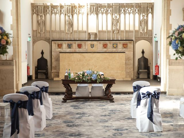 James and Louise's Wedding in Ware, Hertfordshire 38