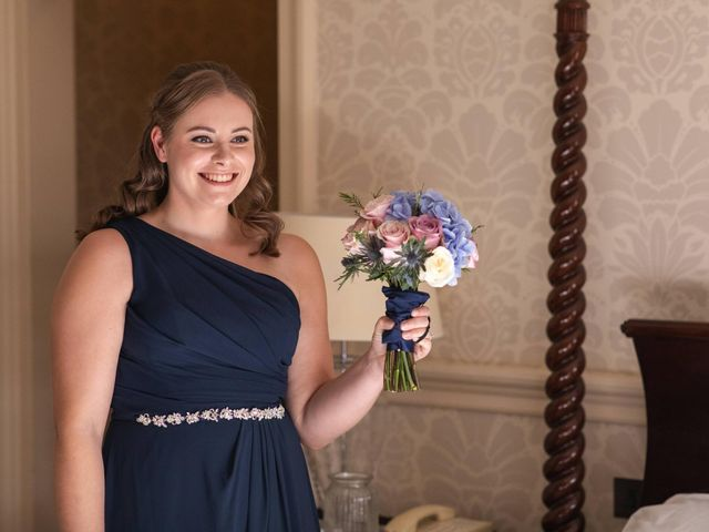 James and Louise's Wedding in Ware, Hertfordshire 40