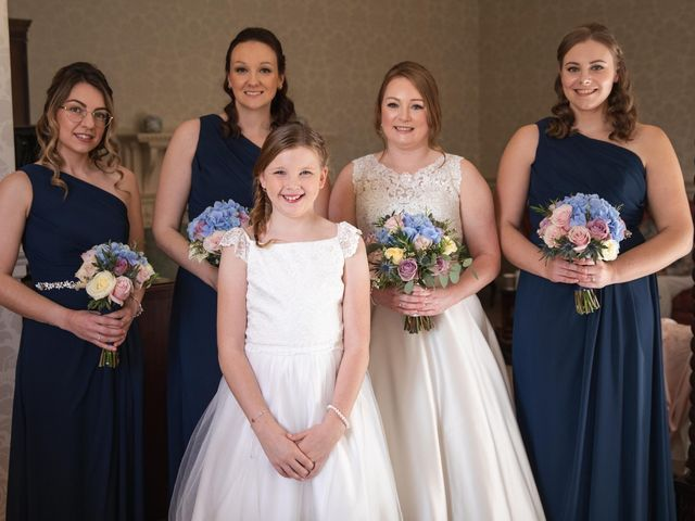 James and Louise's Wedding in Ware, Hertfordshire 43